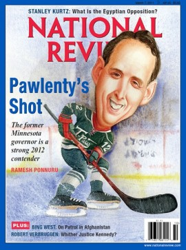 National Review on Tim Pawlenty